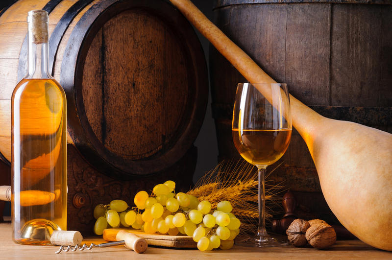 Как делать сухие вина в домашних условиях