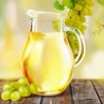 Как сделать домашнее белое вино