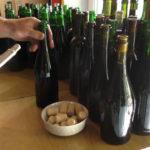 Розлив домашнего вина